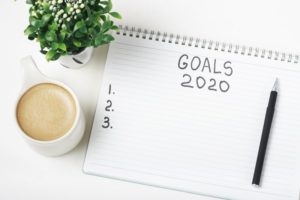 list of goals for 2020